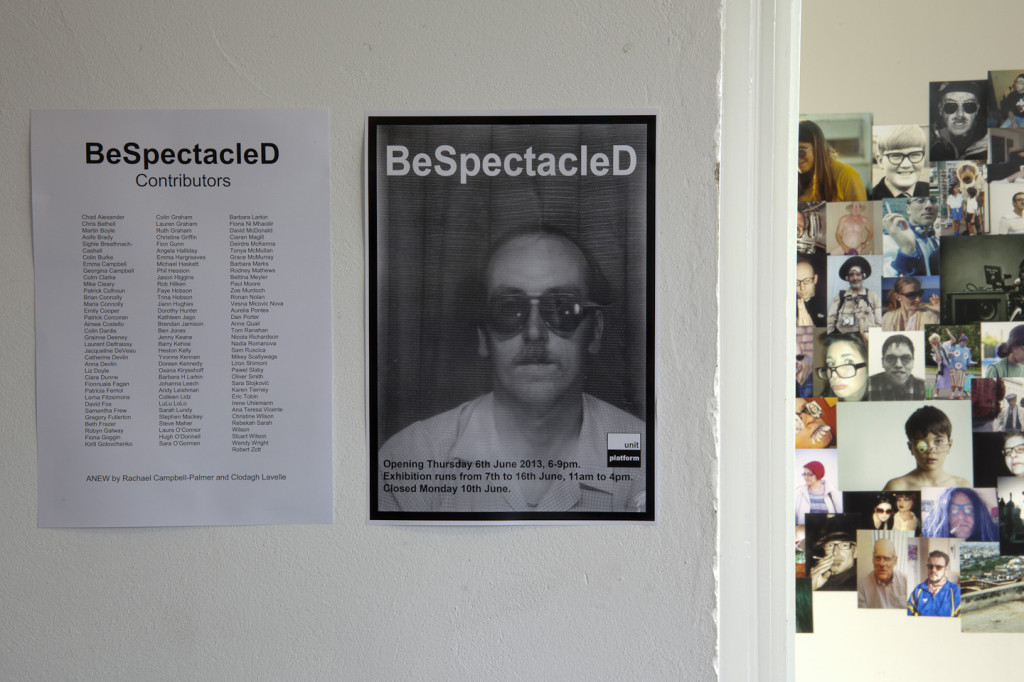 BeSpectacleD, Belfast Photo Festival 2013
