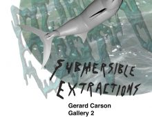 Submersible Extractions | Gerard Carson