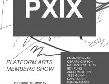 PXIX / Platform Arts Members Show 2019